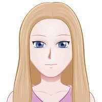 Женщина - 21-28 лет, блондинка