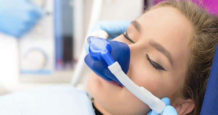 лечении зубов под седацией