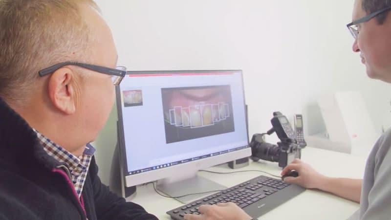 Степанов Андрей Василевич 3d моделирование улыбки