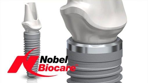 Имплантаты Nobel Biocare