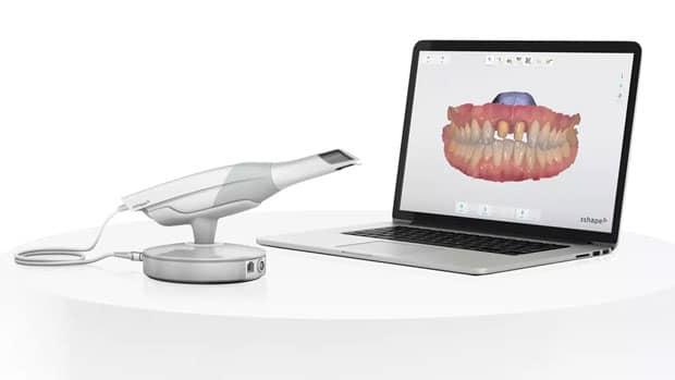Что такое сканер зубов 3shape Trios?