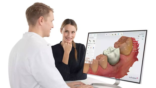 Стоимость сканирования зубов при протезировании