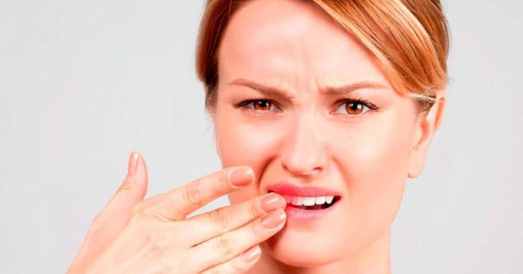 Воспаление десен при протезировании